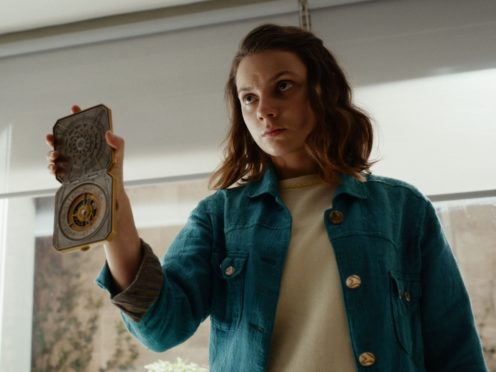 An episode from season two of the BBC's His Dark Materials has been cut after filming was halted by the coronavirus pandemic (BBC/HBO/PA)
