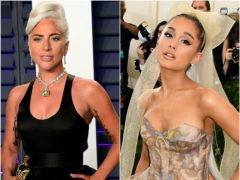 Lady Gaga and Ariana Grande lead the way in nominations ahead of the MTV Video Music Awards, with a ceremony likely to look starkly different to previous years due to the coronavirus pandemic (PA)