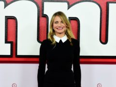 Cameron Diaz has opened up on her decision to retire from Hollywood at the peak of her career (Ian West/PA)