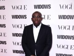 British Vogue editor Edward Enninful has said the recent case of him being racially profiled at work was not an 'isolated incident' (Ian West/PA)