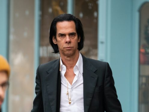 Nick Cave (Aaron Chown/PA)