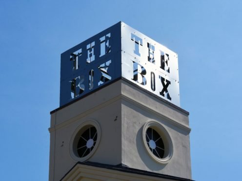 The Box in Plymouth (Wayne Perry/The Box/PA)
