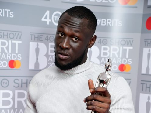 Stormzy was due to heeadline (Ian West/PA)