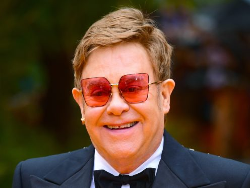 Sir Elton John has warned it is 'absolutely vital' beleaguered small music venues survive the coronavirus pandemic (PA)