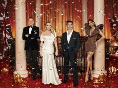 Britain's Got Talent judges David Walliams, Amanda Holden, Simon Cowell and Alicia Dixon (ITV)