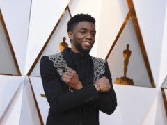 Black Panther director Ryan Coogler has paid tribute to actor Chadwick Boseman (Jordan Strauss/Invision/AP)