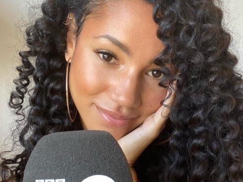 Vick Hope (BBC Radio 1/PA)