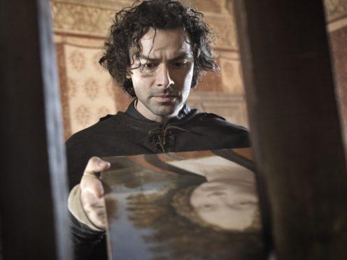 Aidan Turner in Leonardo (Angelo Turetta)