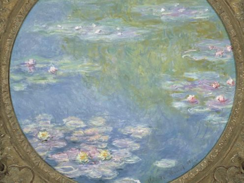Claude Monet, Water Lilies, 1908 (Dallas Museum of Art)