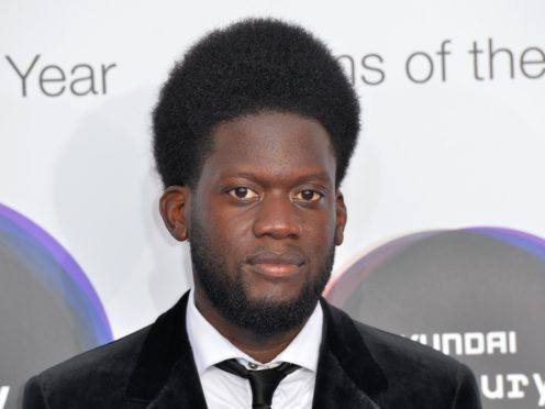 Michael Kiwanuka was a support act for Adele (Matt Crossick/PA)