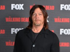 Norman Reedus stars in The Walking Dead, which is coming to an end after 11 seasons (Matt Crossick/PA)