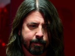 Foo Fighters frontman Dave Grohl (Ian West/PA)