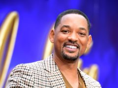Will Smith has shared the first pictures from the highly awaited Fresh Prince Of Bel-Air reunion special (Ian West/PA)