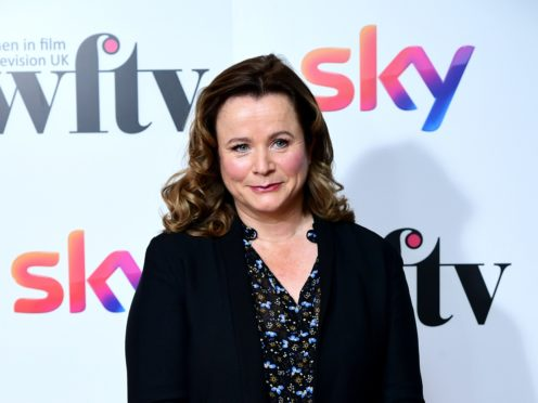 Emily Watson stars in The Third Day (Ian West/PA)