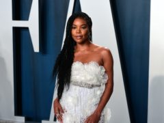 Gabrielle Union has settled her dispute with US TV network NBC after alleging there was a toxic environment on the set of America's Got Talent (Ian West/PA)