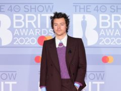 Harry Styles has postponed all of his planned shows for the rest of the year due to the coronavirus pandemic (Ian West/PA)