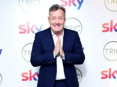Piers Morgan admits his chances of receiving a knighthood from the Queen are slim (Ian West/PA)
