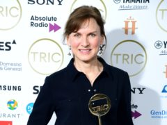 Fiona Bruce (Ian West/PA)