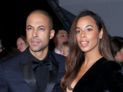 Marvin and Rochelle Humes (Isabel Infantes/PA)