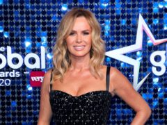 Amanda Holden is a long-time judge on Britain's Got Talent (Lia Toby/PA)
