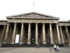 The British Museum (John Walton/PA)
