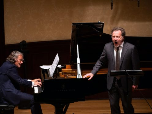 A recital to launch the new season at Wigmore Hall (David Parry/PA)