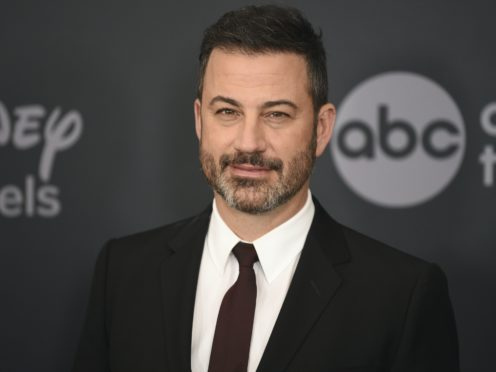Jimmy Kimmel referenced the coronavirus pandemic and social unrest that has marked much of 2020 as he opened an Emmys ceremony like no other (Evan Agostini/Invision/AP, File)