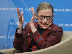 Ruth Bader Ginsburg (Alex Brandon/AP)
