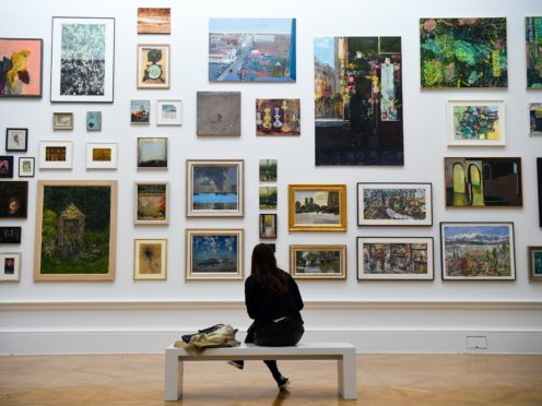 The Summer Exhibition at the Royal Academy (Kirsty O'Connor/PA)