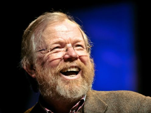 Author Bill Bryson (Ben Birchall/PA)
