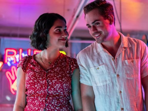 The Broken Hearts Gallery star Geraldine Viswanathan has said the romantic comedy genre has benefited from more female-directed films (George Kraychyk/PA)