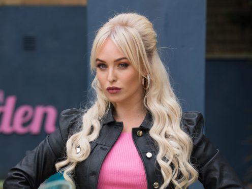 Jorgie Porter in Hollyoaks (Channel 4)