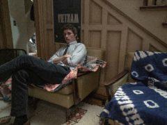 Eddie Redmayne plays one of the leads (Niko Tavernise/Netflix)