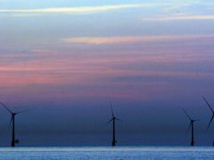 The Scottish Government wants to increase the power produced from offshore wind to 11 GW by 2030 (Chris Radburn/PA)