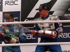 Jacques Villeneuve became Formula One world champion in 1997 (David Jones/PA)