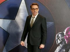 Robert Downey Jr has defended Marvel co-star Chris Pratt after the actor was criticised on social media (Daniel Leal-Olivas/PA)