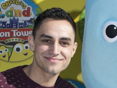 CBeebies presenter Ben Cajee has been praised for discussing being mixed race on air (Anthony Devlin/PA)