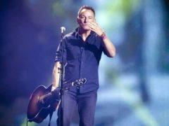 Bruce Springsteen (Danny Lawson/PA)