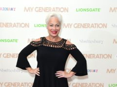 Denise Welch will continue to appear on Loose Women (Ian West/PA)