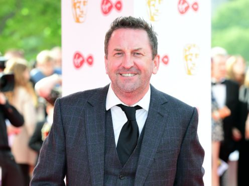 Lee Mack (Ian West/PA)