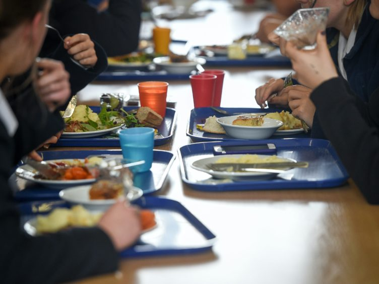 Councils are stepping in to provide free school meals after the Government refused to extend provision over the holidays (Ben Birchall/PA)