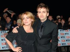 Former Doctor Who co-stars David Tennant and Billie Piper are set to reunite 15 years after appearing together on the show (Ian West/PA)
