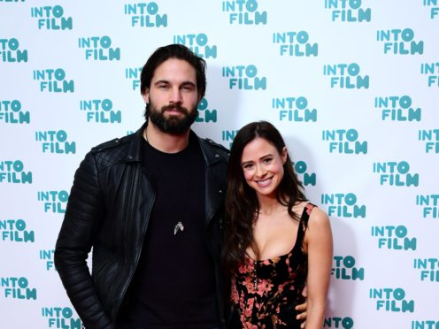Love Island stars have congratulated Jamie Jewitt and Camilla Thurlow on the birth of their first child (Ian West/PA)