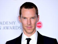 Benedict Cumberbatch (Ian West/PA)