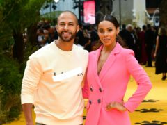 Marvin and Rochelle Humes (Ian West/PA)