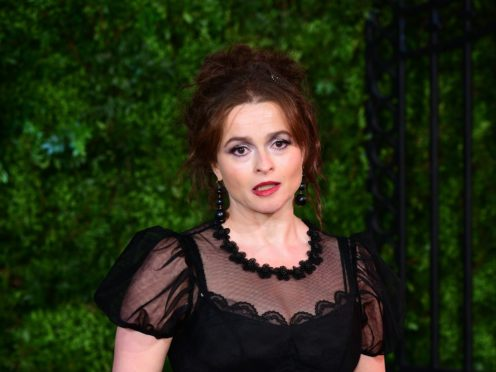 Helena Bonham Carter (Ian West/PA)