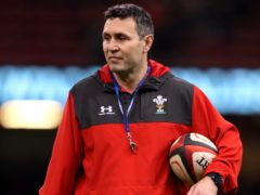 Wales assistant coach Stephen Jones (David Davies/PA)