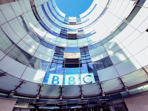 Tim Davie wants the BBC to represent a more diverse Britain (Ian West/PA)