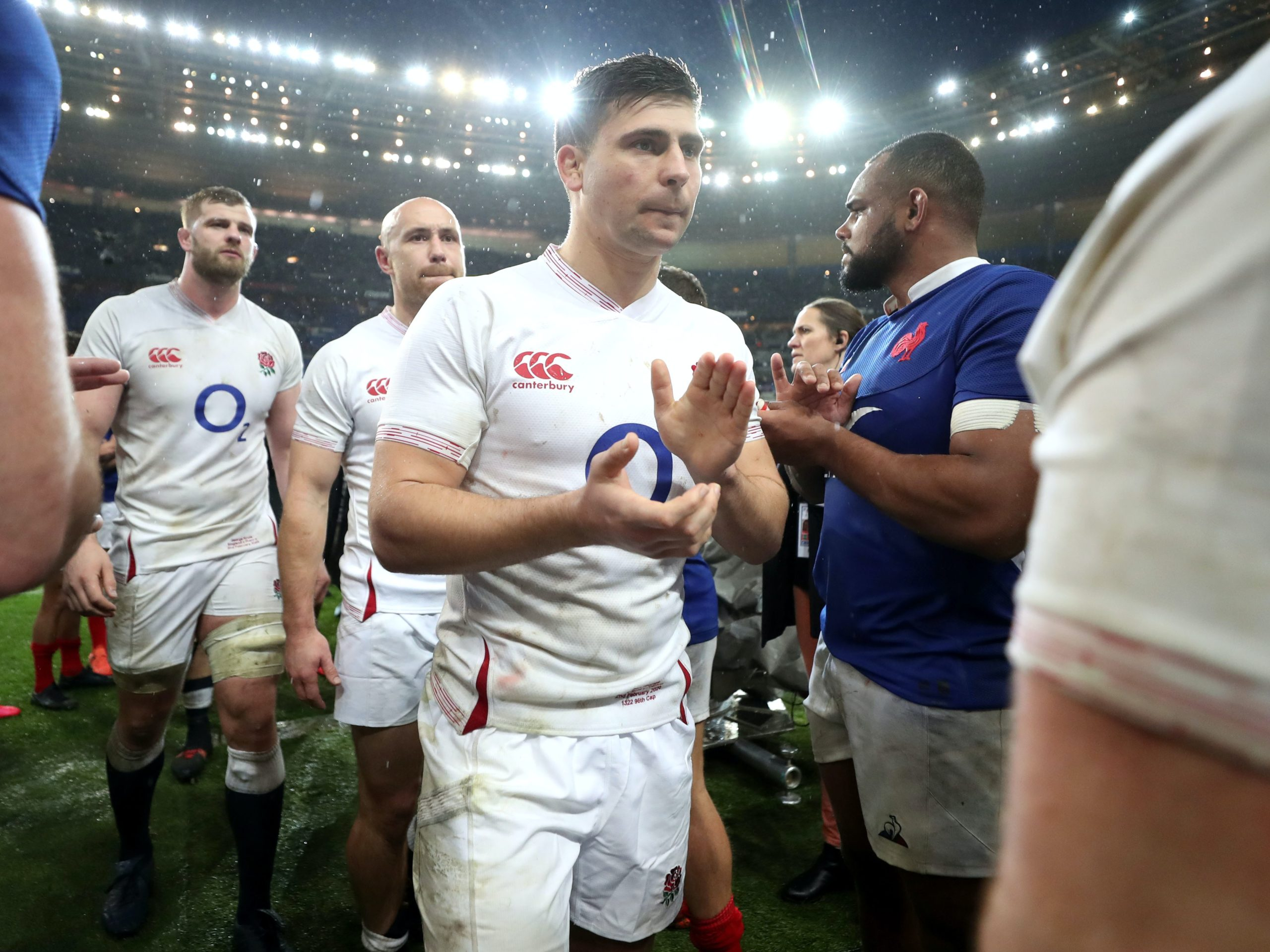 'Important character' Ben Youngs set for 100th England cap in Italy encounter