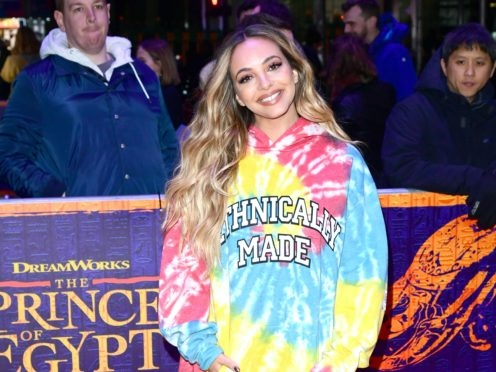 Little Mix star Jade Thirlwall said she knew boyfriend Jordan Stephens was the one when she discovered he had dressed up in drag (Ian West/PA)